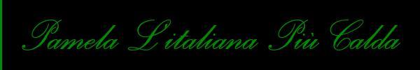 Pamela Italiana Piu' Calda  Firenze Trans 3334877872 Sito Personale Class