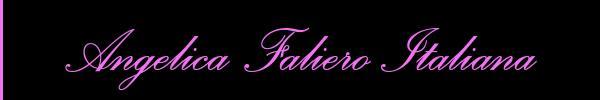 Angelica Faliero Italiana  Milano Girl 3928076020 Sito Personale Class