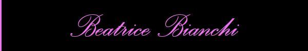 Foto del sito personale di Beatrice Bianchi  Girl La Spezia
