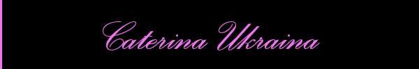 Caterina Ukraina  Imola Girl 3277477703 Sito Personale Class