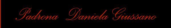 Daniela Giussano Giussano Mistress Trans 3899626432 Sito Personale Siti