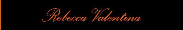 Foto del sito personale di Rebecca Valentina Trav Roma