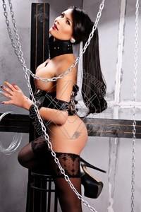 Mistress TransPadrona Silvana Diosa Sexy