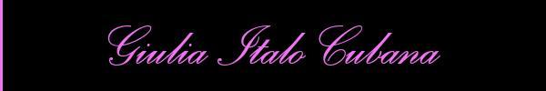 Giulia Italo Cubana Gallipoli Girl 3897648318 Sito Personale Top