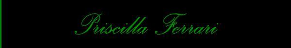 Foto del sito personale di Priscilla Ferrari Pornostar Trans Padova