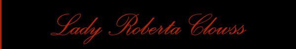 Foto del sito personale di Lady Roberta Clowss Mistress Trans Pavia