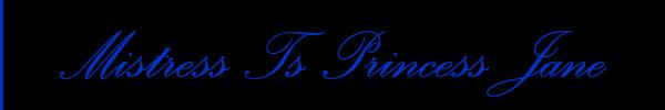 Foto del sito personale di Mistress Ts Princess Jane Trans Escort Stoccarda