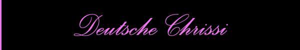 Foto del sito personale di Deutsche Chrissi Girl Witzenhausen