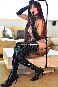 Mistress TransPadrona Eloah Angel