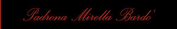 Foto del sito personale di Padrona Mirella Bardo' Mistress Trans Cuneo